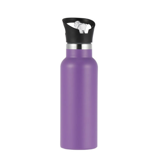 Custom Stainless Steel Insulated Water Bottle Vacuum Flask Double Walled