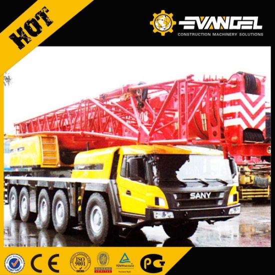 Sany 12 Ton Small Mobile Crane Truck Crane Stc120c pictures & photos