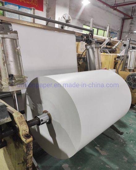 Hot Sale 48GSM 55gam 65GSM 75GSM Thermal Paper Jumbo Rolls