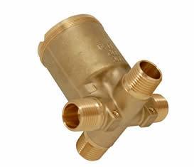 Custom Vacuum Pump Impeller Brass Impeller Moulds