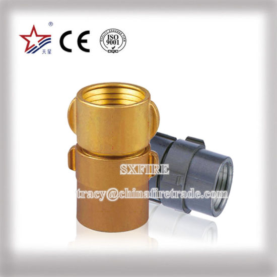 Brass or Aluminum American Fire Coupling