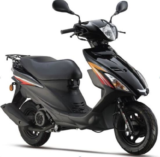 110cc Gy6 or YAMAHA Engine Mini Gas Scooter Motorcycle (SL110-AA)