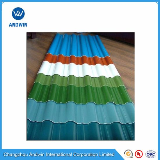 Zincalume Metal Roofing Sheets/Galvalume Corrugated Steel Sheet pictures & photos