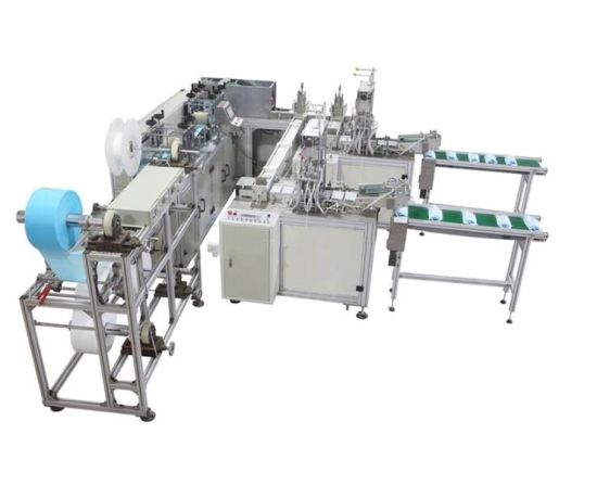 Automatic Mask Machine Surgical Face Mask Machine