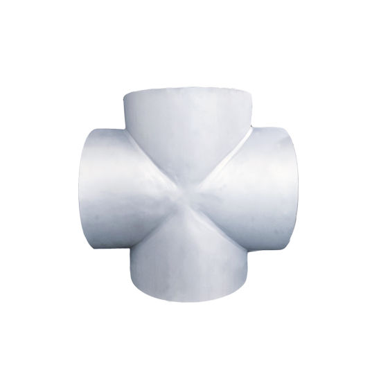 Ss 304 Factory Price Industrial Pipe Fittings Stainless Steel Equal Cross