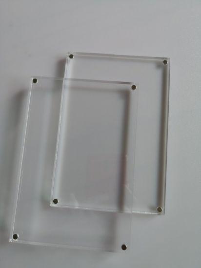 2020 Factory High Quality Customized Size Transparent Cast Acrylic Sheet/PMMA Sheet/Plexiglass Sheet
