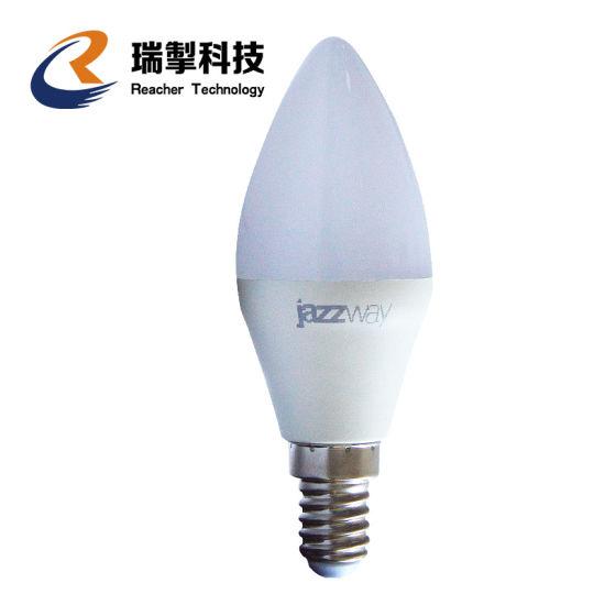 Manufacturer Direct Sales LED Bulb Plastic-Clad Aluminum Energy-Saving Bulb Indoor Lighting E27 for Screw Bulb