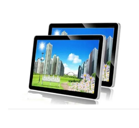 Wall Mount Touch Display 55 Inch LCD in-Store Marketing Display
