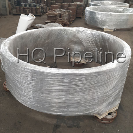 DN100-DN1200 Manufacturer Forged Steel Pipe Flanges According to Drawing