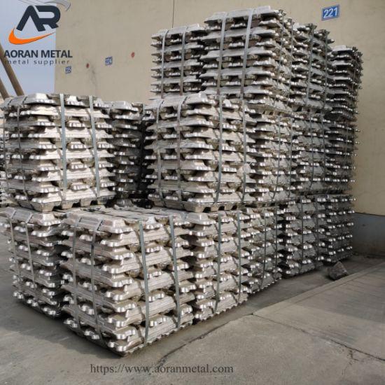 Factory Metal Aluminum Ingot with Cheap Price