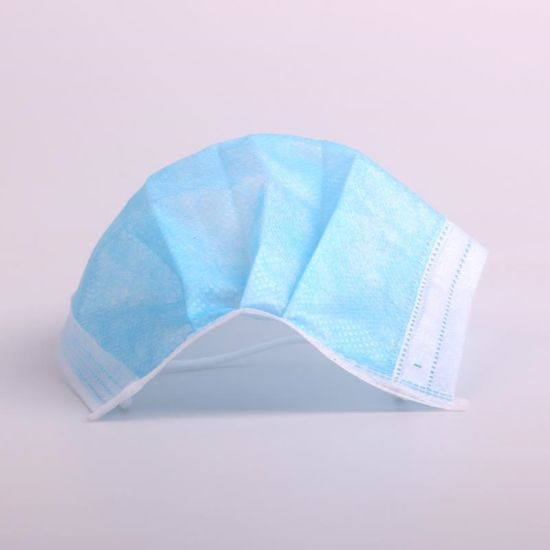 Factory Price High Quality Nonwoven Disposable Face Mask Disposable 3 Ply Face Mask