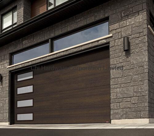 China Modern Garage Door 9x8 Garage Door With Window China Side Sliding Doors For Garage Side Sliding Door Hardware
