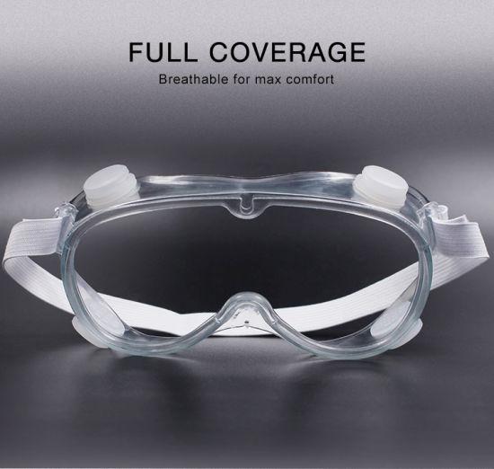 Anti-Fog Lens Safety Glasses Goggle
