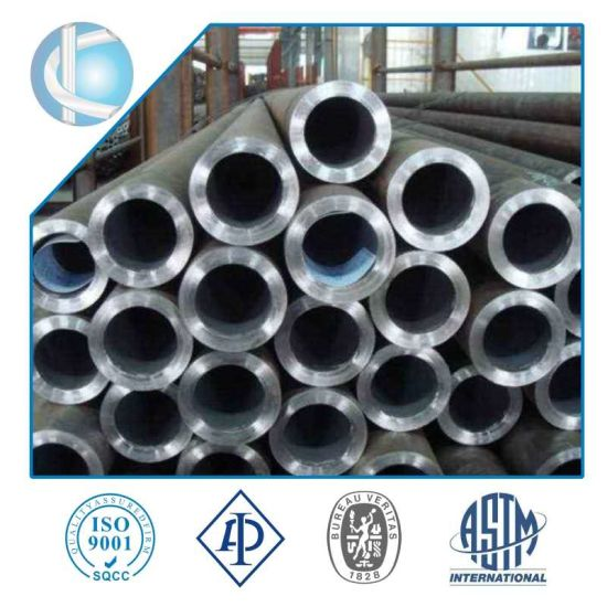 API 5L ASTM A106gr. B ASTM A53gr. B Astma312 TP304 316 API5CT N80 J55 K55 Carbon Seamless Steel Pipe Tube