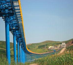 High-Efficiency Material Handling Equipment/ Belt Conveyor with Ce ISO