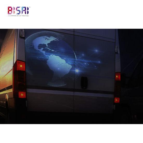 China Wholesale Hot Sale Digital UV Printing PVC Sticker Vinyl Victoria Secret Adhesive Film Car Decals Car Wrap