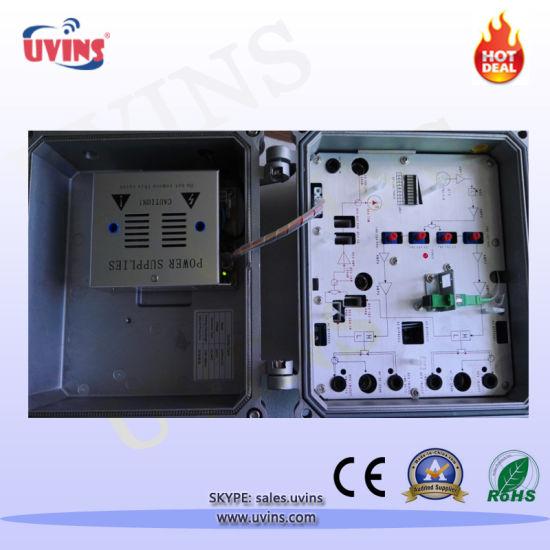 4 Output Optical Node/Optical Receiver