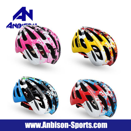 Outdoor Road Cycling Bike Integrated Molding Sport Helmet