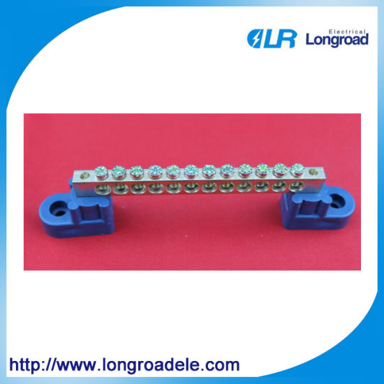 High Quality Brass Terminal Block 6*9 and 8*12mm pictures & photos