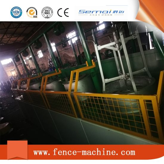 Vertical Straight Wire Drawing Machine pictures & photos