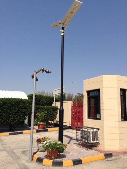 30W Solar Street Light LED Outdoor Lighting with Lithium Battery pictures & photos