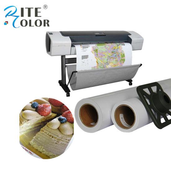 Waterproof Premium RC Inkjet Photo Paper Luster 240GSM for Pigment Inks