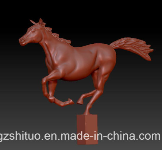 Sculpture Horse 2, Customers Can Customize The Material and Size of Sculpture, Our Company Specializes in Producing Metal Sculpture pictures & photos