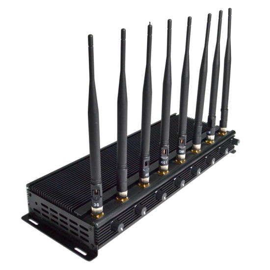 2017 Updated Version Factory Price! ! ! ! Portable Mobile Phone Signal Jammer CDMA/GSM/GPS/3G Blocker pictures & photos