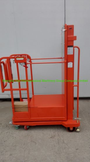 Semi-Automatic Electrical Order Picker Automatic Packing Machine pictures & photos