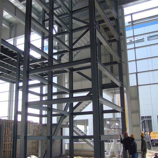 Light Weight Metal Structure for Building