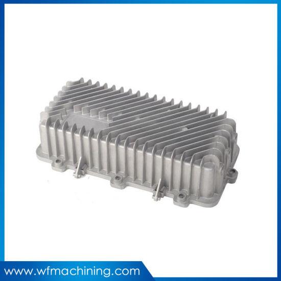 ISO9001-2015 OEM Aluminum Die Casting Parts of Casing/Housing/Impeller
