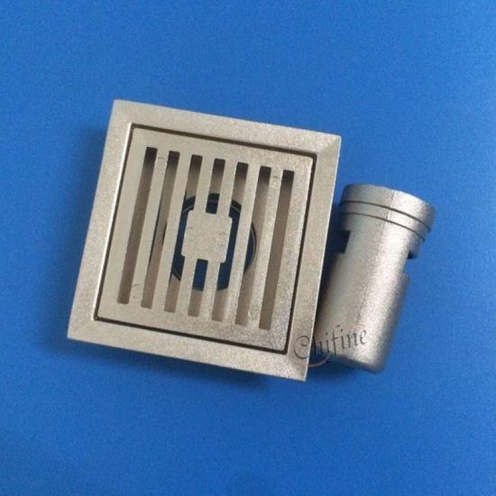 China OEM Zinc or Aluminum Die Casting Floor Drain