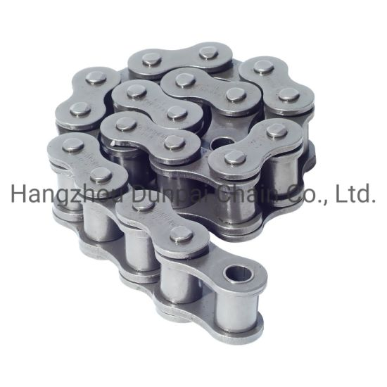 Transmission Industrial Chain Roller Chain /Hollow Chain/Steel Pintle Chain