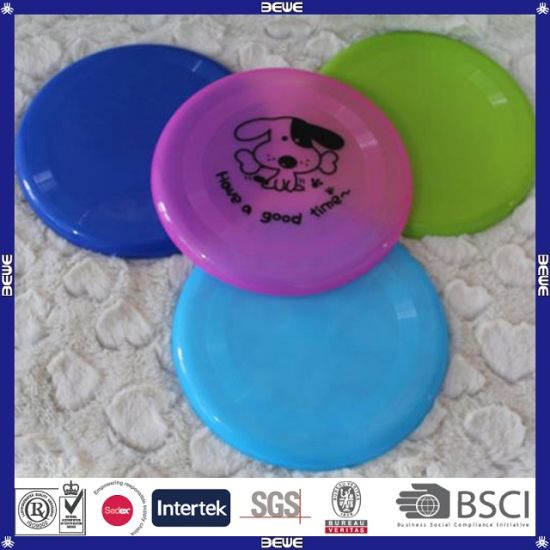 Plastic Cheap Custom Frisbee Fan pictures & photos