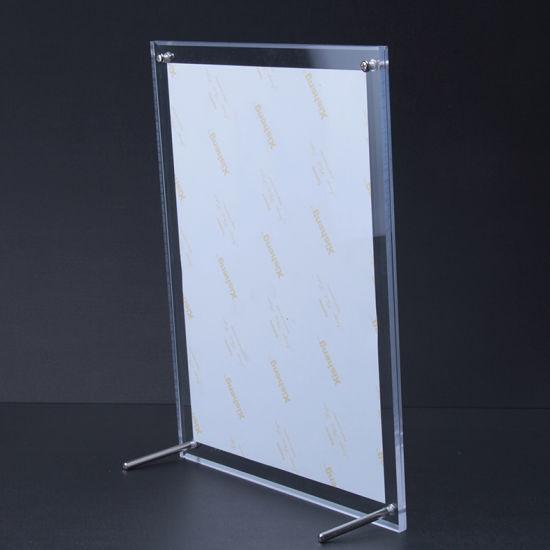China Premium Transparent Acrylic Plexiglass Photo Booth Frame ...
