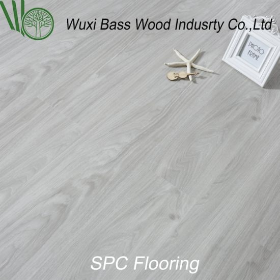 China High Density Spc Floor Suitable For Installing In Kitchen And