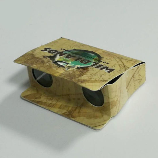 Factory Price Custom 3D Glasses Google Cardboard Virtual Reality Vr 3D Glasses pictures & photos
