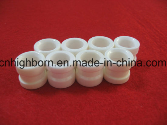 Customised 95 99 Textile Alumina Ceramics with High Hardness pictures & photos