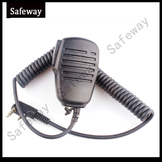 Two Way Radio Accessories Microphone for Baofeng UV-5r pictures & photos