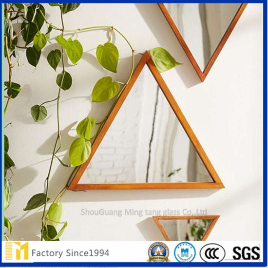 4mm Safety Shape Mirrors for Netherlands Market