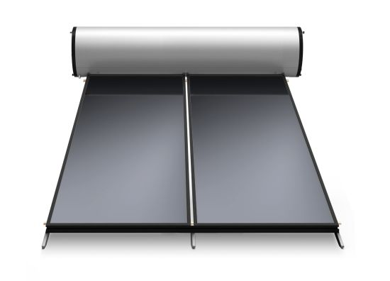 200L, 300L Solar Water Heater, Flat Plate Solar Collector Type, Pressurized