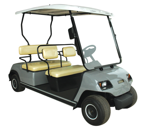 Hot Selling 4 Seaters Electric Golf Utility Vehicles (Lt_A4) pictures & photos