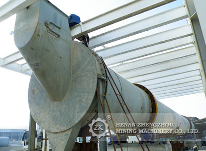 Good Cooling Performance Rotary Cement Kiln Cooler pictures & photos