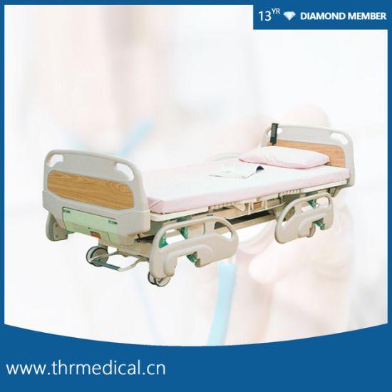 5 Function Electric ICU Hospital Bed (THR-EB009)