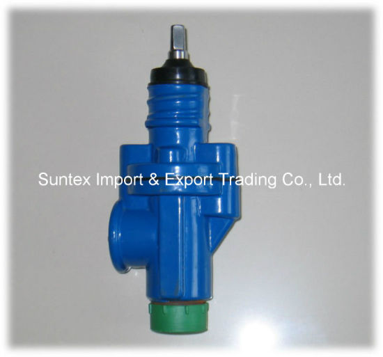 House Connection Valve, Service Valve