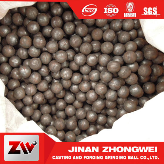 Casting Grinding Ball   for Mining Cement and Power Station pictures & photos