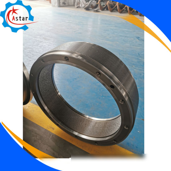 Can Customized Ogm or Szlh or Cpm Brand Alloy Steel or 304 Stainless Steel Pellet Press Mill Die Ring Matrix pictures & photos