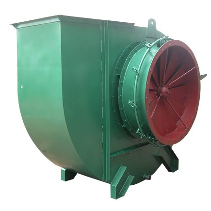OEM Hot Sale 550 Degree High Temperature Centrifugal Ventilation Exhaust Fan for Bioler & Forge & Furnace