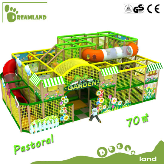Popular Plastic Practical Indoor Playground Equipment Prices for Sale pictures & photos