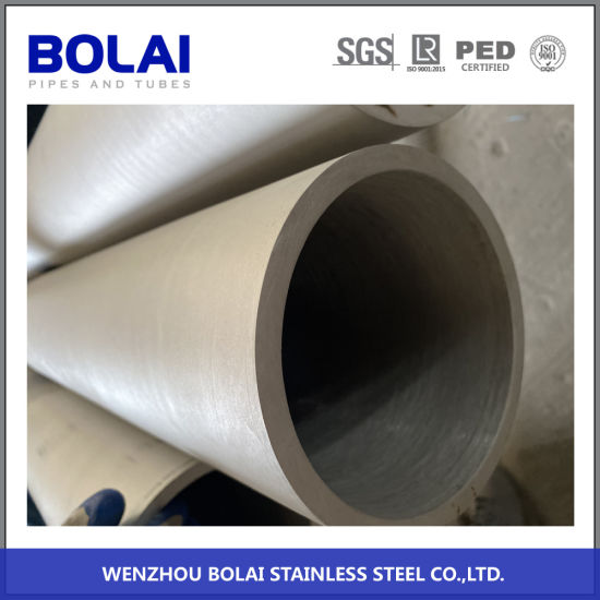 Tp321h ASTM312 Steel Pipe Cold Rolled Seamless Stainless Steel Pipe